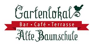 Logo Gartenlokal Alte Baumschule