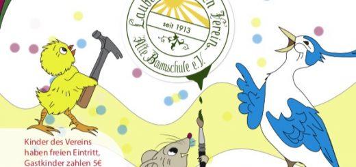 Kinderfest 2019 in der Alten Baumschule 2019